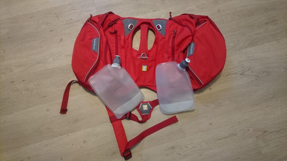 Ruffwear Palisades Pack mit 2 x 1 Liter Faltflaschen