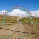 Anfahrt ins Pik Lenin Base Camp