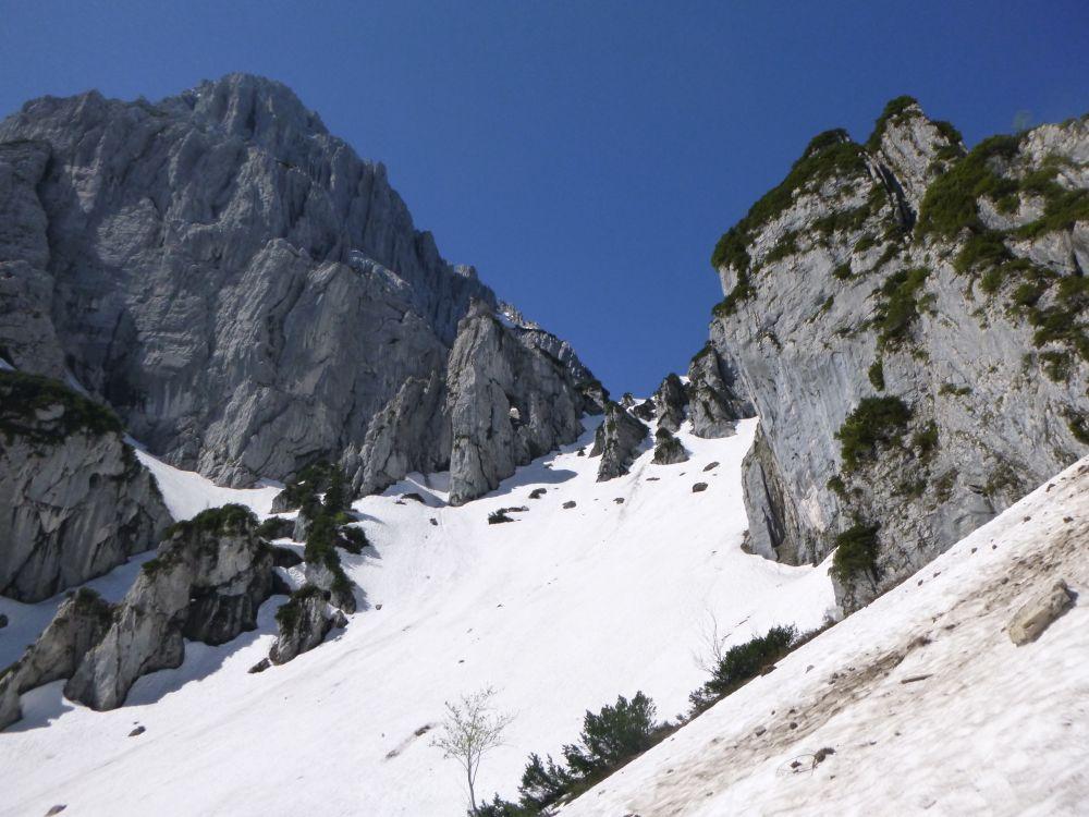 Adlerweg im Kaisergebirge