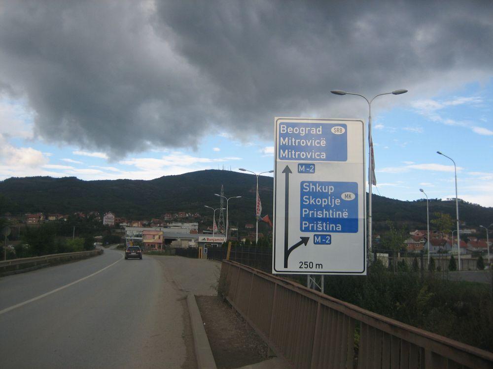 Ab in den Kosovo...