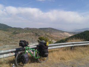 Radreise Mazedonien – Albanien – Griechenland