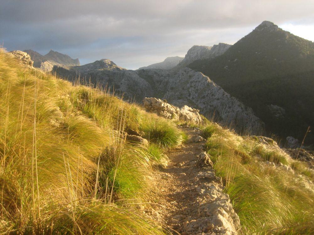 Trekking: Weihnachten auf dem GR 221 in Mallorca
