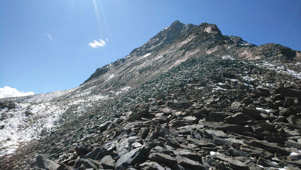 Gipfelgrat Talleitspitze