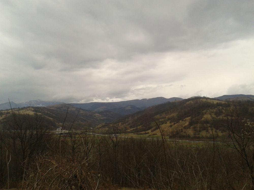 Grau, nass und kalt - Karpaten