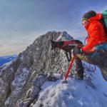 (Fast) Gipfelglück: Wörner mit Hund