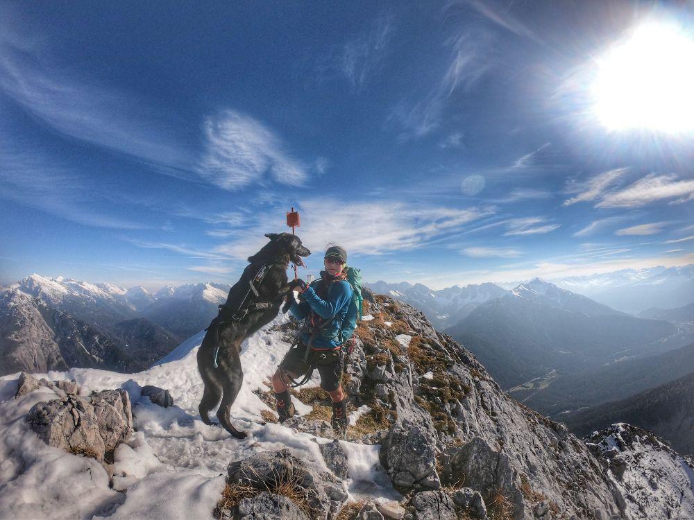 Starkes Team mal wieder auf dem Gipfel ;)