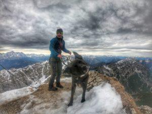 Bergtour mit Hund: Kreuzspitze (2173 m) – Ammergauer Alpen