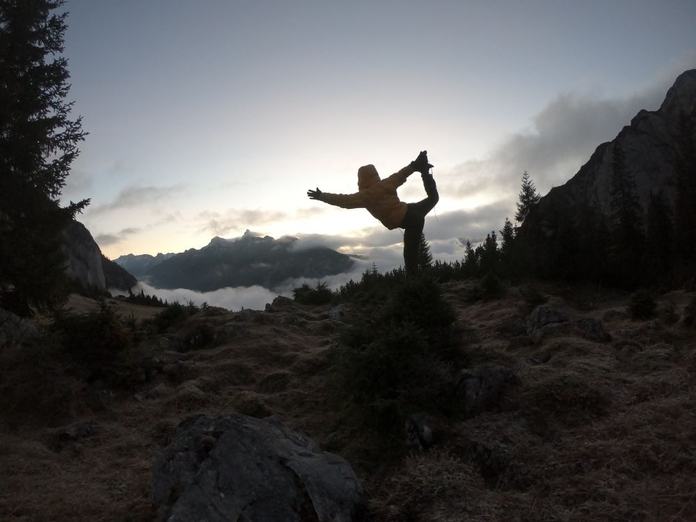 Freiheit... Trekking mit Hund zur Zugspitze