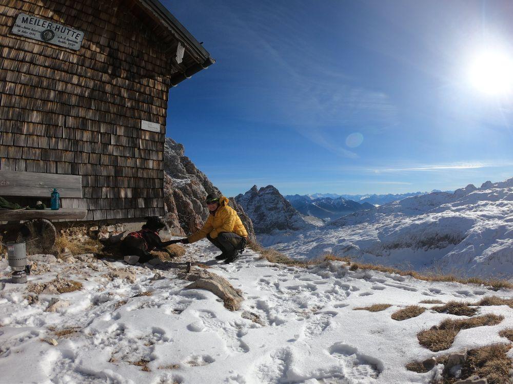 Frieden auf 2400 m