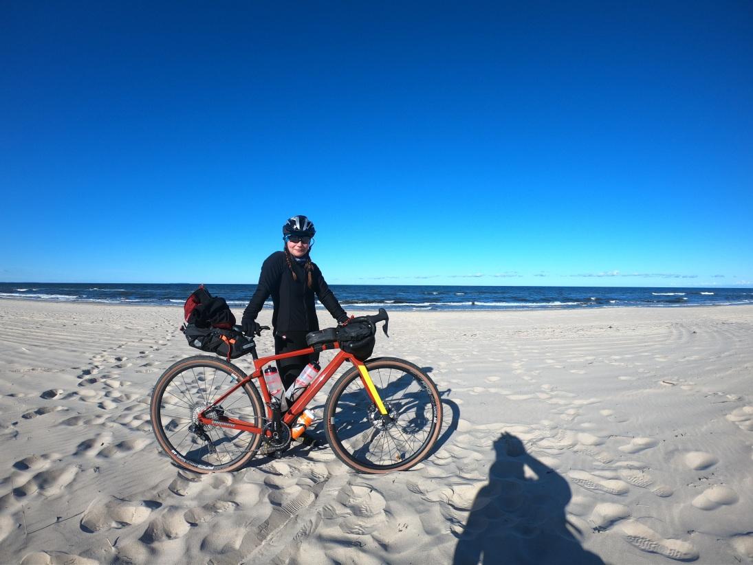Gegenwind Nordsüdostwest – Bikepacking Ostsee (Berlin-Usedom-Berlin)