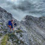 Treffauer und Tuxegg - Bergtour mit Hund
