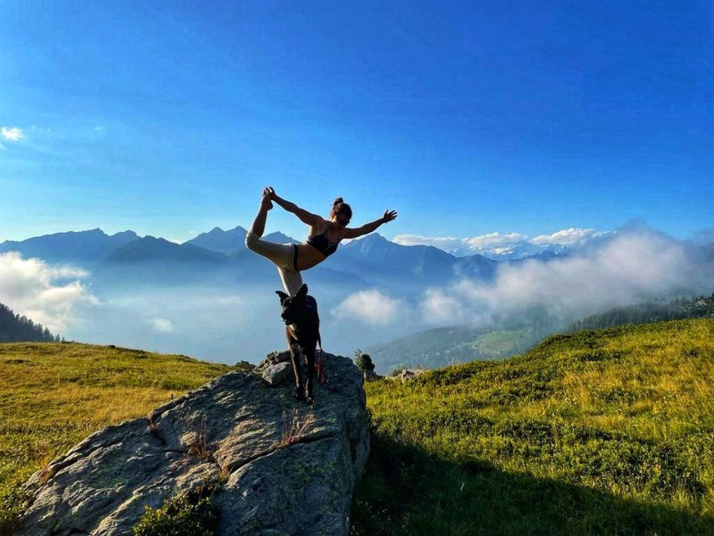 Freiheit pur im Aostatal