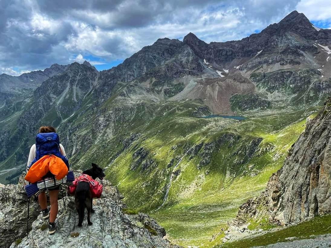 Trekking mit Hund: Aostatal Höhenweg Nummer 1 – Weg der Riesen