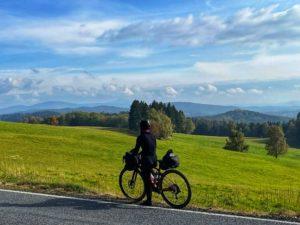 Bikepacking / Graveln in der Sächsisch / Böhmischen Schweiz, Zittauer Gebirge und Böhmen (Tschechien)